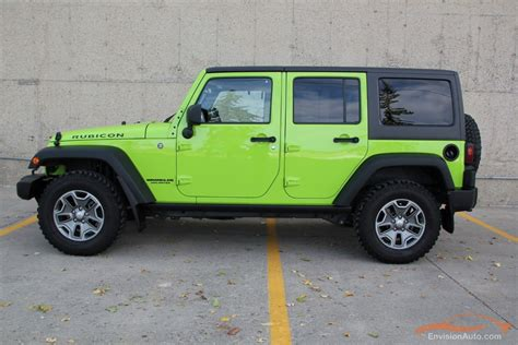 jeep unlimited green 2013 jeep wrangler unlimited rubicon gecko green