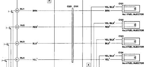 1995 Honda Accord Wiring Diagram Color by Injectors Not Firing Honda Tech Honda Forum Discussion