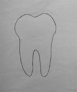 Pearson Tooth Diagram Simple