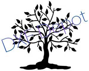 CNC Art DXF Files Tree of Life