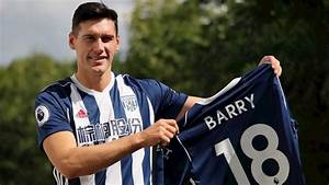 Gareth Barry joins West Brom on initial one-year deal from ...