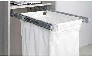 Panier Coulissant Dressing : panier linge coulissant et autres accessoires pour ~ Premium-room.com Idées de Décoration