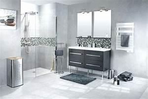 Salle De Bain Moderne 2017 : les 5 couleurs tendances pour une salle de bains en 2019 ~ Melissatoandfro.com Idées de Décoration