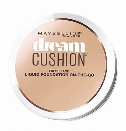 Maybelline Cushion Foundation Dream Liquid York Face
