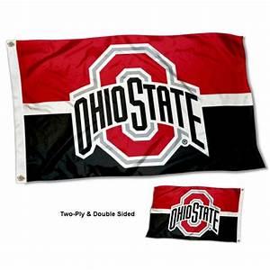 Ohio State Buckeyes Double Sided Flag your Buckeyes ...