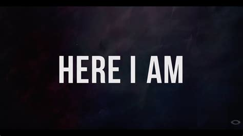 Lincoln Brewster  Here I Am (official Lyric Video) Youtube