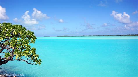 Bora Bora Postcards From Paradise  The World Is A Book