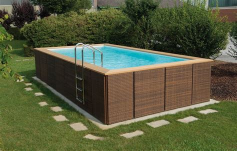 aufstellpool kaufen da jardinero pools whirlpools