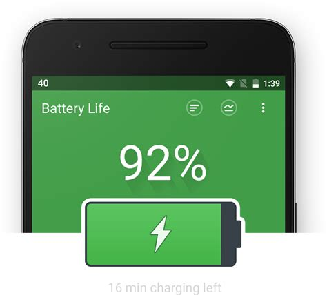 Get your cell phone powered up for less. Cell Phone Battery Icon at Vectorified.com | Collection of ...
