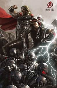 'Avengers 2′ Comic-Con Character Posters: Ultron's Army ...