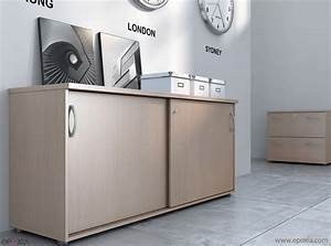 Porte De Meuble : armoire de rangement portes coulissantes c10 epoxia mobilier ~ Teatrodelosmanantiales.com Idées de Décoration