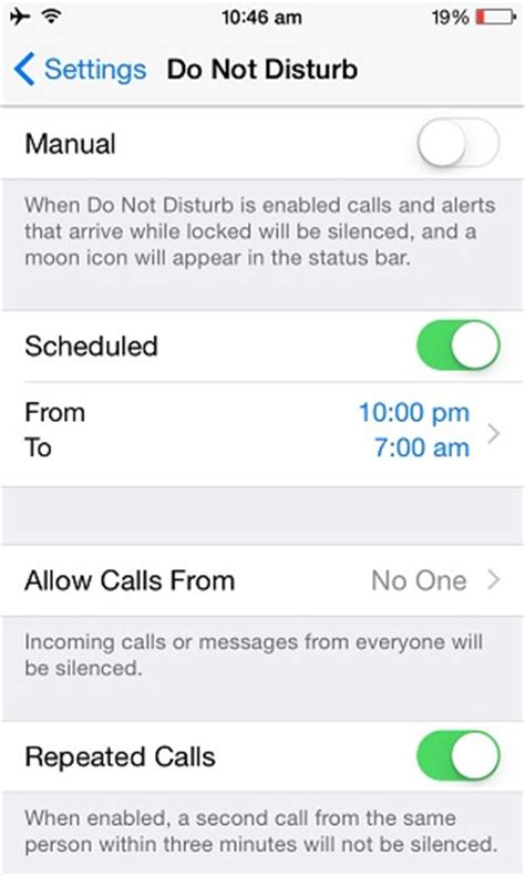 what does do not disturb on iphone iphone do not disturb mode vs ring silent switch