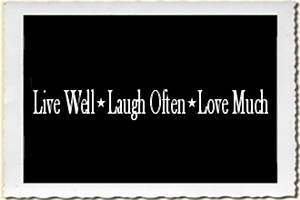 Live Laugh Often Love Much : live well laugh often love much sign stencil ~ Markanthonyermac.com Haus und Dekorationen