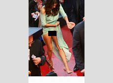 Eva Longoria Wardrobe Malfunction Uncensored Photo
