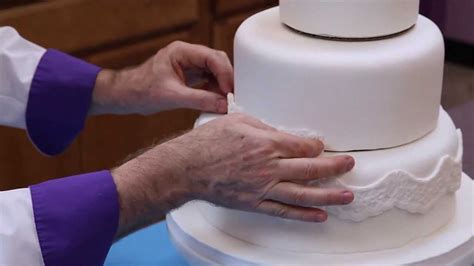 how to make a cake how to make your own wedding cake part 1 of 2 youtube