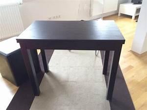 Ikea Tisch Bjursta : ikea esstisch bjursta braunschwarz wie neu in m nchen betten kaufen und verkaufen ber ~ Orissabook.com Haus und Dekorationen