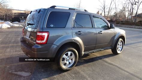 Ford Escape 2011 by 2011 Ford Escape Limited Sport Utility 4 Door 3 0l E