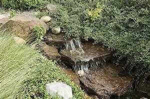 Comment installer un ruisseau ou une cascade au bassin for Comment amenager un petit jardin 7 comment installer un ruisseau ou une cascade au bassin
