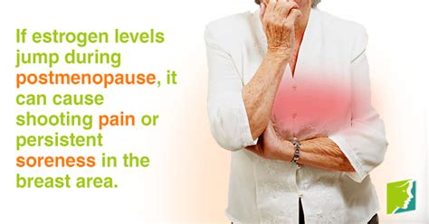 Breast Pain during Postmenopause FAQs   Menopause Now