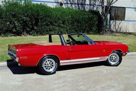 ford mustang shelby gt kr convertible auto