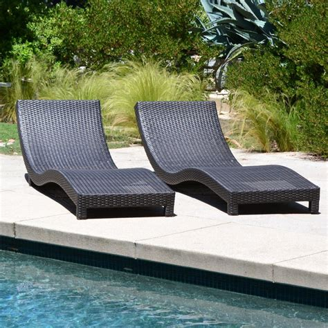 outdoor chaise lounge chairs coast modern living outdoor chaise lounge chairs w cushions