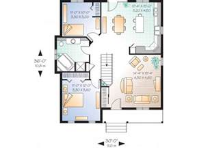 1 story house plans eplans country house plan simple one story bungalow 1026 square and 2 bedrooms from