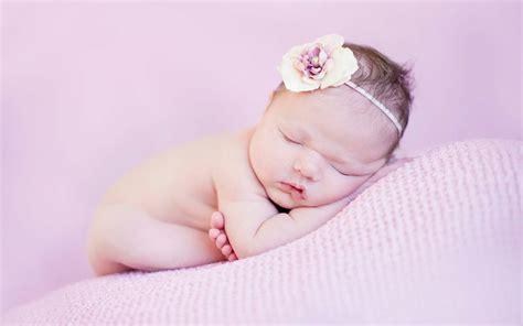 4k Wallpaper Newborn Baby Cute