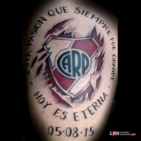 Fotogalería: Varios Tatuajes Copa Libertadores 2015
