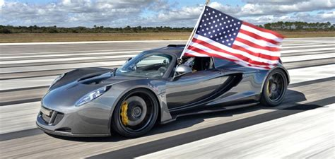 Top 10 American Supercars