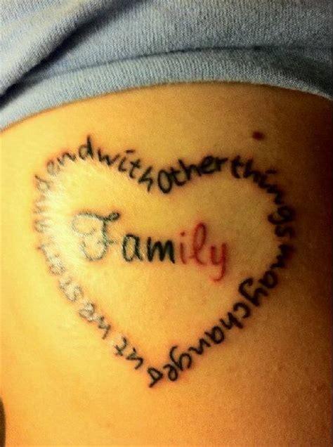 change   start    family
