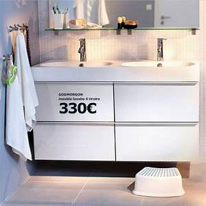 credence salle de bain ikea affordable stunning design With carrelage adhesif salle de bain avec applique led design
