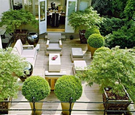 moderne terrassengestaltung  bilder und kreative einfaelle terrasse gestalten gruene