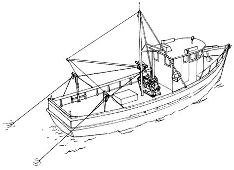 How To Draw Model Boat Plans by Fishing Trawler Wikipedia The Free Encyclopedia