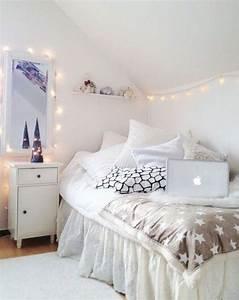 White, Fairy, Light, Bedroom, Tumblr, U2013, Decoredo