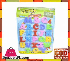 kid magnetic alphabet letters large shoppers pakistan With baby safe magnetic letters