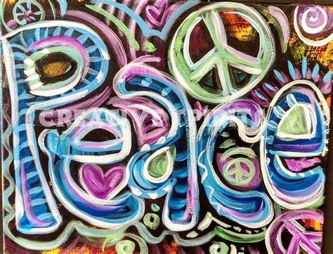Graffiti Peace : Public Event (tween/young Adult)