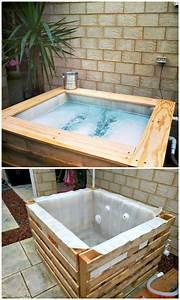 Pool Aus Europaletten : 12 low budget diy swimming pool tutorials diy crafts ~ Orissabook.com Haus und Dekorationen