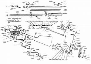 Product Schematics For Walther Lever Action Co2 Rifle