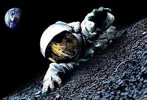 Обои Аполлон 18, Apollo 18, астронавт, скафандр, планета ...