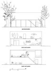 Small Modern House Sketch