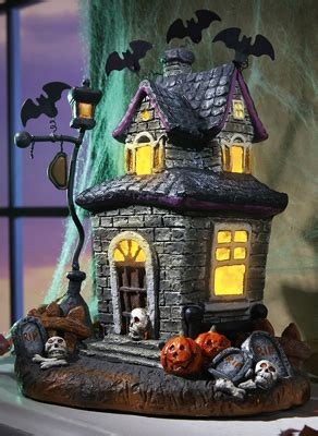 Best 28+  Lighted Haunted House Decoration  14 Quot Led