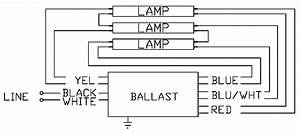Magnetic F96t12 Ballast Wiring Diagram