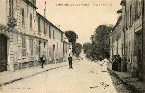 carte postale ancienne de brice sous for 234 t rue de en 1900 cartes postales anciennes