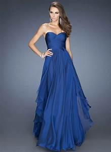 royal blue chiffon long bridesmaid dresses 2015 fashion With blue cocktail dresses for wedding