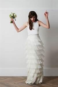 27 playful fringe wedding dresses happyweddcom With fringe wedding dress