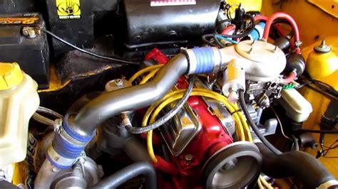 motor chevette 1.6 turbo - YouTube