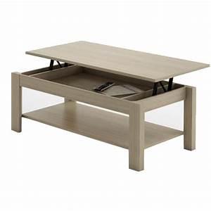 Table De Salon Transformable : table de salon transformable maison design ~ Teatrodelosmanantiales.com Idées de Décoration