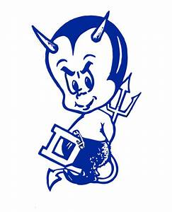 The Blue Devils is the name of the sports teams (baseball ...