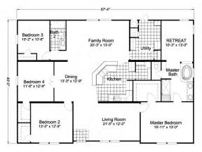 triple wide mobile home floor plans georgia floor matttroy