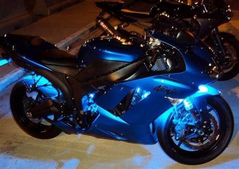 6pc Car Motorcycle Rgb Million Color Smd Leds Flexible